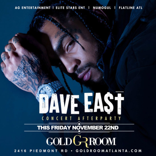 Dave East hosts Hip Hop Friday Night