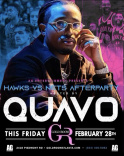 Quavo Takes over Friday Night Hip Hop