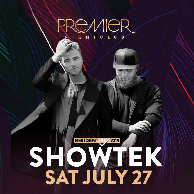 Showtek, Saturday, July 27th, 2019