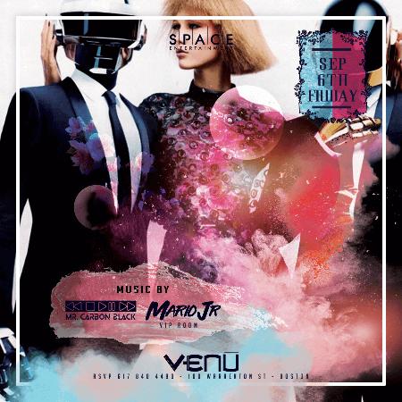 Venu Boston – Boston's Best International Nightclub