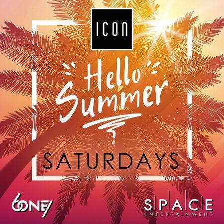 ICON Saturdays