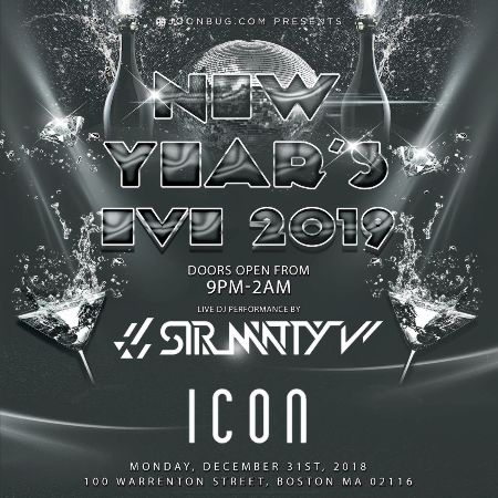 NYE at ICON