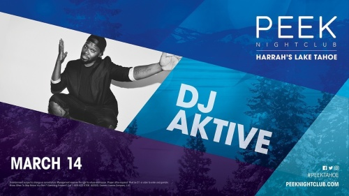 DJ Aktive - Peek Nightclub