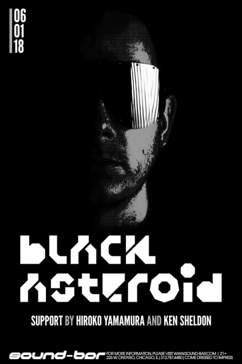 Black Asteroid - Sound-Bar