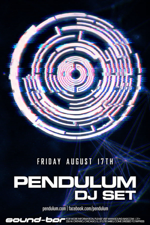 PENDULUM - DJ Set - Sound-Bar