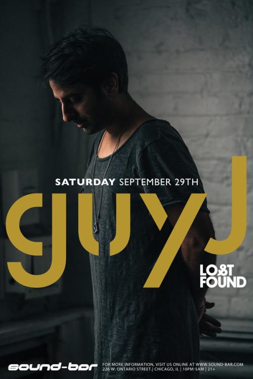 Guy J - Sound-Bar