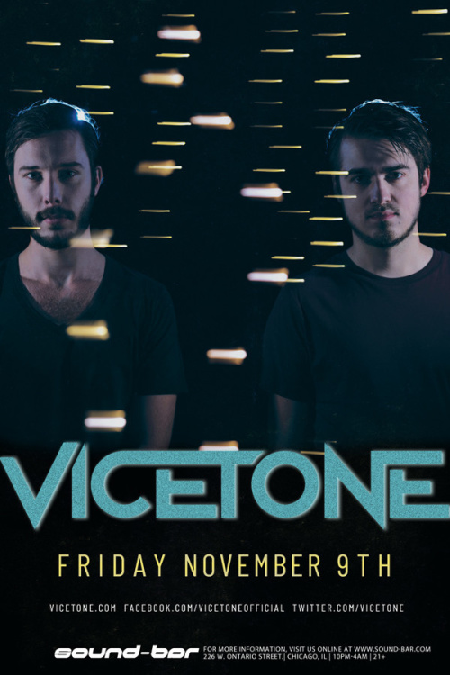 Vicetone - Sound-Bar