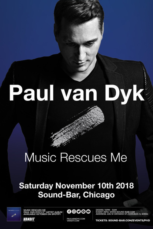 Paul Van Dyk - Sound-Bar