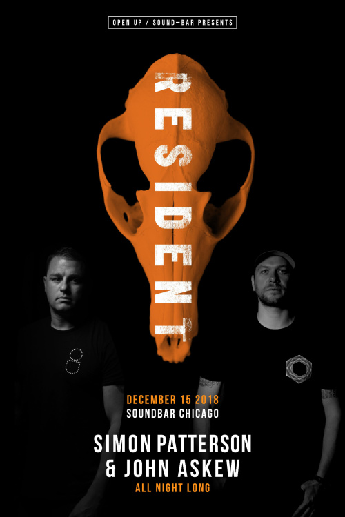 Simon Patterson & John Askew All Night Long - Sound-Bar