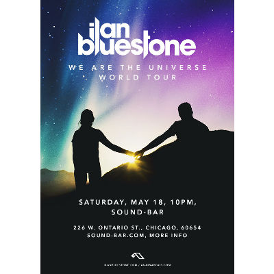 Ilan Bluestone, Saturday, May 18th, 2019