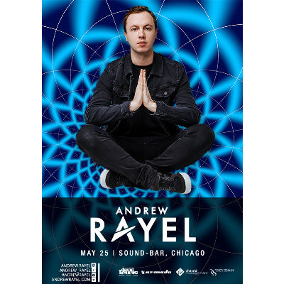 Andrew Rayel, Saturday, May 25th, 2019