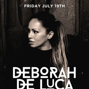 Deborah De Luca w/ Brennen Grey, Friday, July 19th, 2019