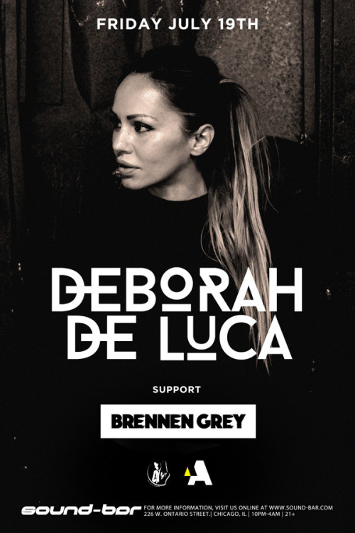 Deborah De Luca w/ Brennen Grey - Sound-Bar