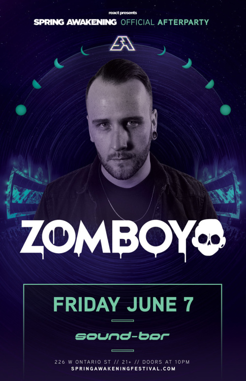 SAMF Afters - Zomboy - Sound-Bar