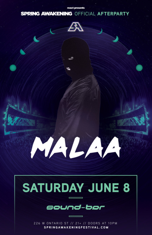 SAMF Afters - Malaa - Sound-Bar