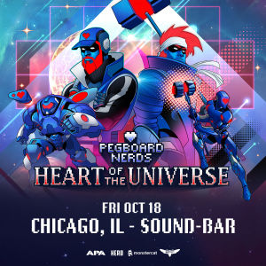 Pegboard Nerds, Friday, October 18th, 2019