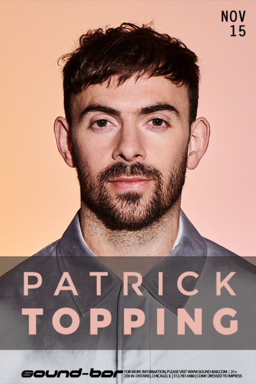 Patrick Topping - Sound-Bar