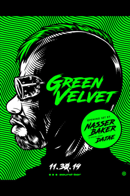 Green Velvet - Sound-Bar