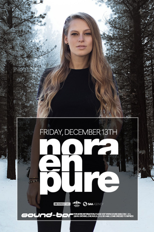 Nora En Pure - Sound-Bar