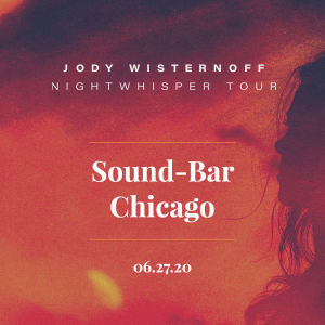 Jody Wisternoff, Saturday, June 27th, 2020