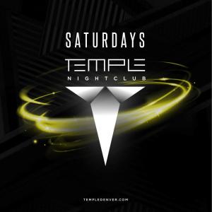 Temple Nightclub Saturday's