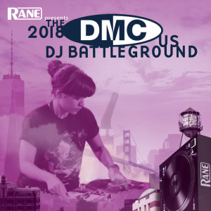 2018 DMC US Finals National DJ Battle