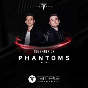 Phantoms DJ Set