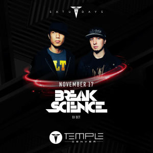 Break Science DJ Set