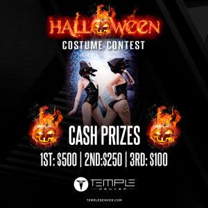 LVL Up Wednesday feat. DJ Wushu + Halloween Cash Prize Costume Contest