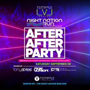 Night Nation Run After After Party