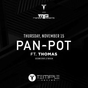 Pan-Pot ft. Thomas