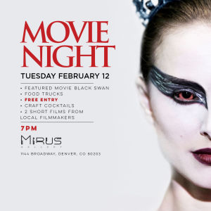 Movie Night In Mirus: Black Swan