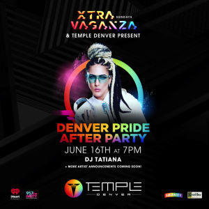 Denver PrideFest After Party