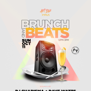 Brunch & Beats at Mirus Art Bar