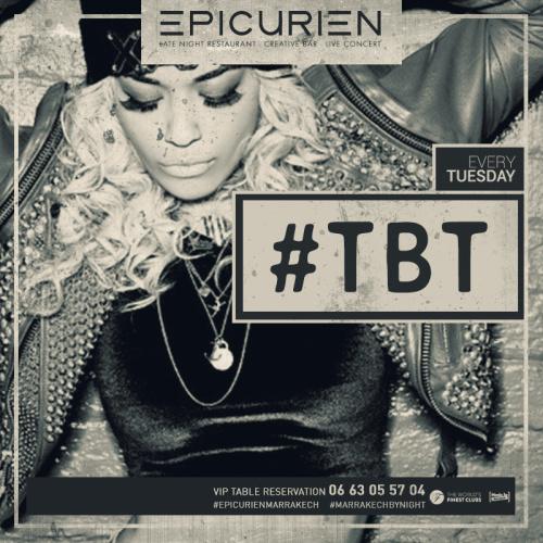 #TBT - L'Epicurien