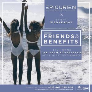 Friends X Benefits