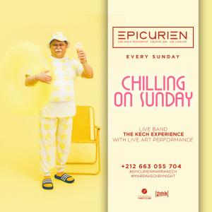 Chilling On Sunday