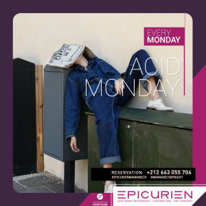 Acid Monday, Monday, October 15th, 2018