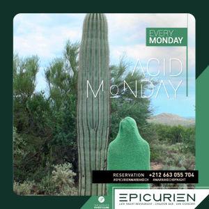 Acid Monday, Monday, October 22nd, 2018