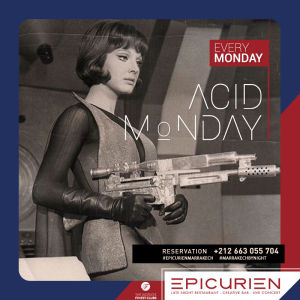 Acid Monday, Monday, October 29th, 2018