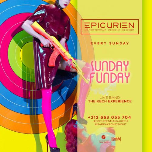 Sunday Funday - L'Epicurien