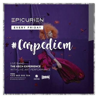 #Carpediem, Friday, October 19th, 2018