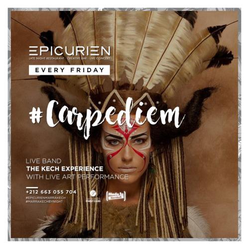 #Carpediem - L'Epicurien