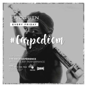 #Carpediem, Friday, November 23rd, 2018
