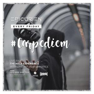 #Carpediem, Friday, November 16th, 2018