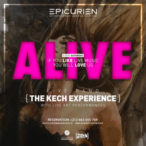 Alive - L'Epicurien