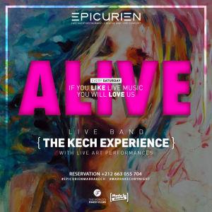 Alive, Saturday, November 10th, 2018
