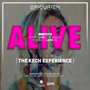 Alive, Saturday, November 17th, 2018