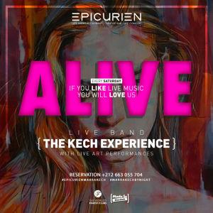 Alive, Saturday, November 24th, 2018