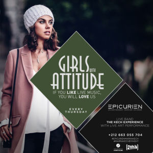 Girls W/Attitude - The Ladies Night, Thursday, September 20th, 2018